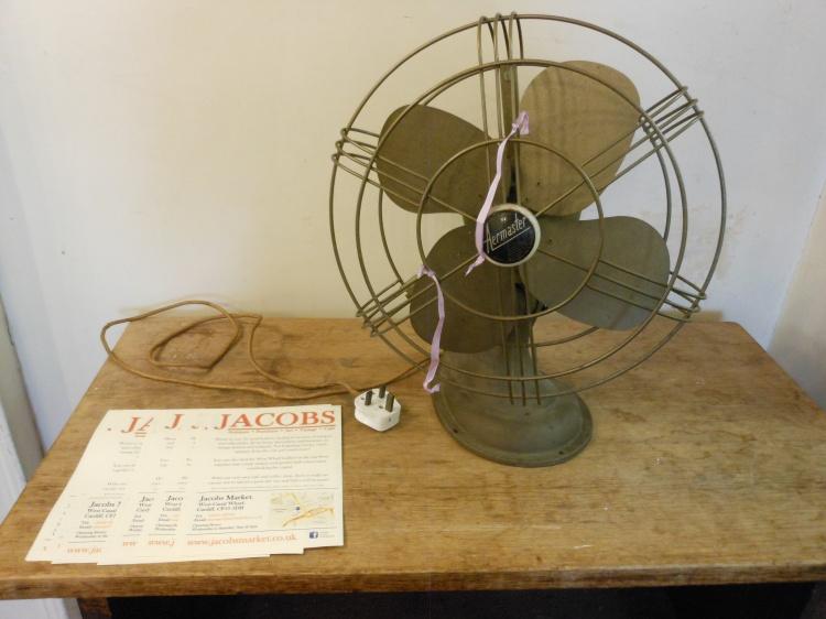 Vintage Aermaster Fan
