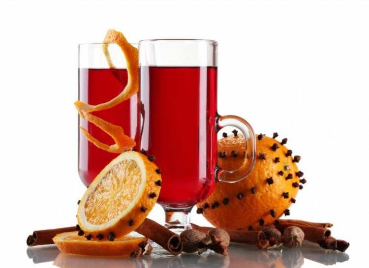 Free Glass of Mulled wine or Cider!