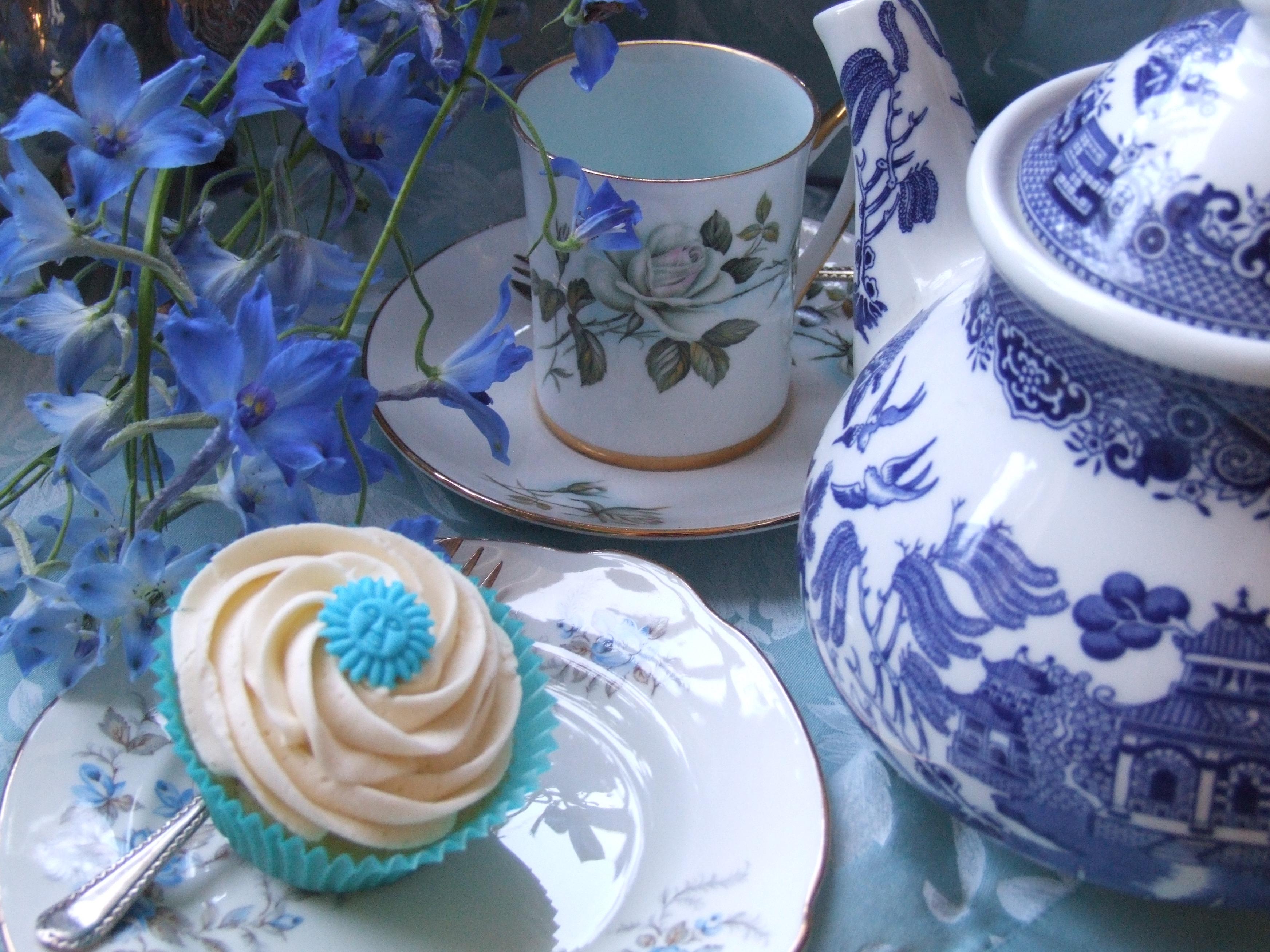 Eames Vintage Tea Party Hire